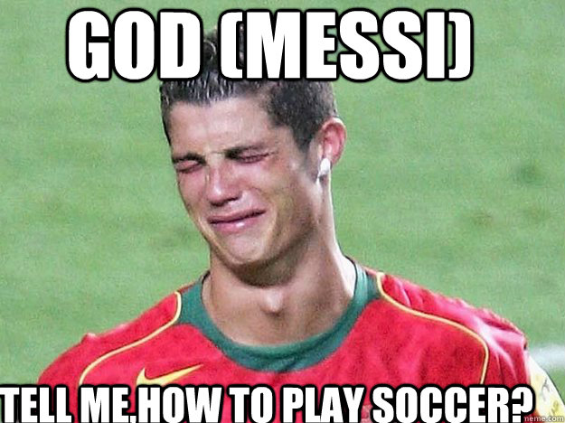 GOD (MESSI)  Tell me,how to play soccer?  - GOD (MESSI)  Tell me,how to play soccer?   christina