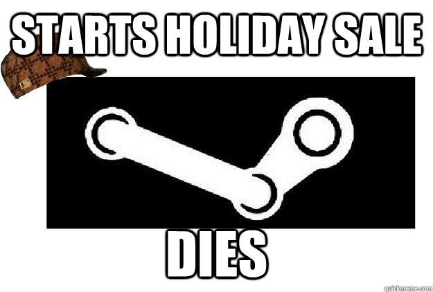 starts holiday sale dies
