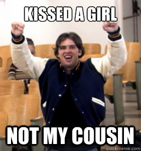 Dating your cousin meme
