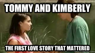 5266e201d76adc1d1b584705ad5e71059350e1e8af1ffda2b85a82b1fee687fe tommy and kimberly the first love story that mattered tommy and