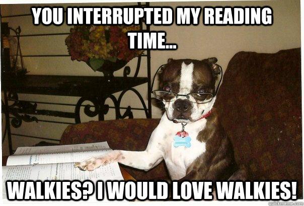 Love Reading Meme