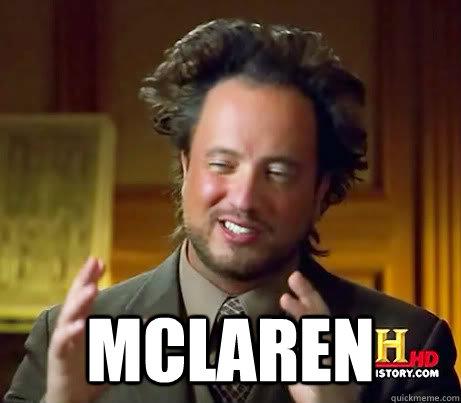 McLaren -  McLaren  Misc