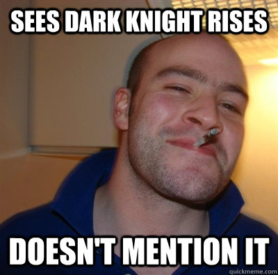 Sees Dark Knight Rises Doesn't mention it - Sees Dark Knight Rises Doesn't mention it  GGG plays SC