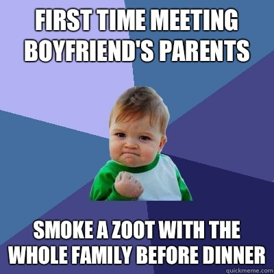 meeting the parents before dating