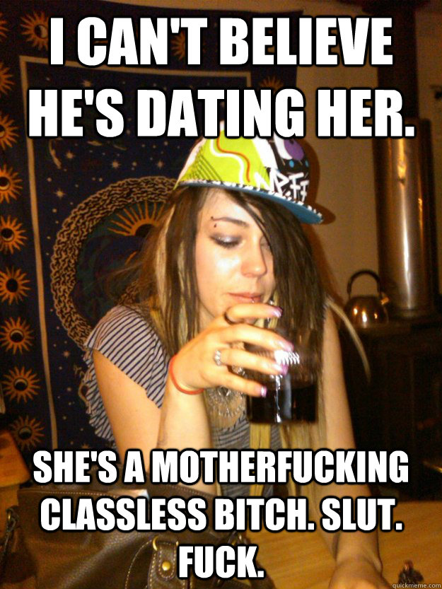 Dating a slut