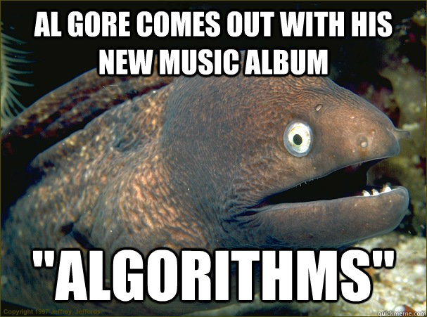 Al Gore comes out with his new music album
