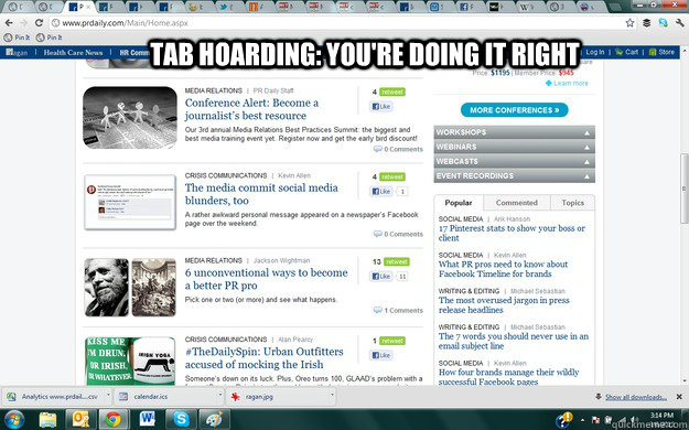 what you re doing tab: