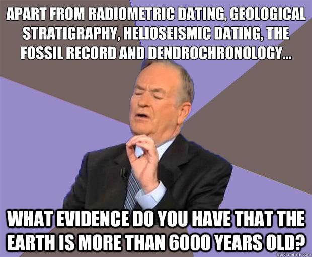 radiometric dating how old is the earth