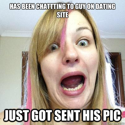 internet dating site meme