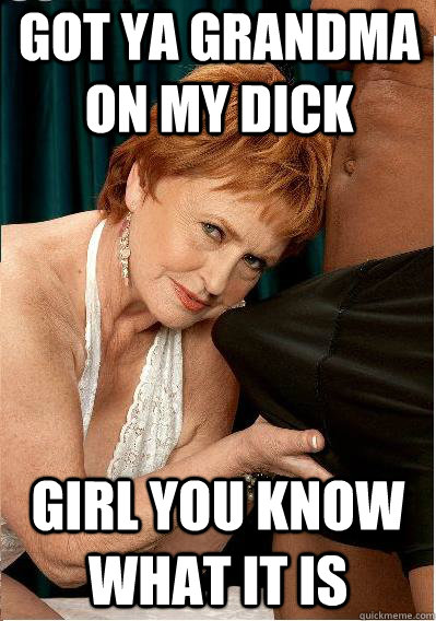 On My Dick