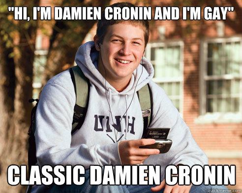 Damien gay