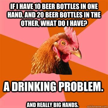I have a really big problem?