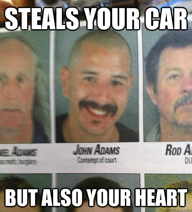 Steals Your car but also your heart - Steals Your car but also your heart  Misc