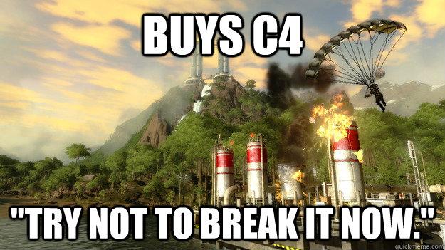 Buys c4