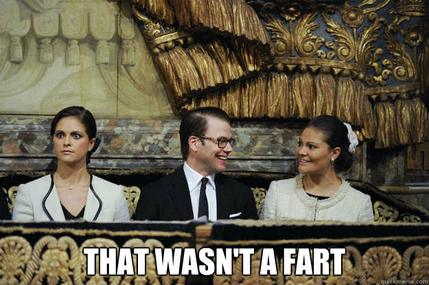that wasn't a fart -  that wasn't a fart  Misc