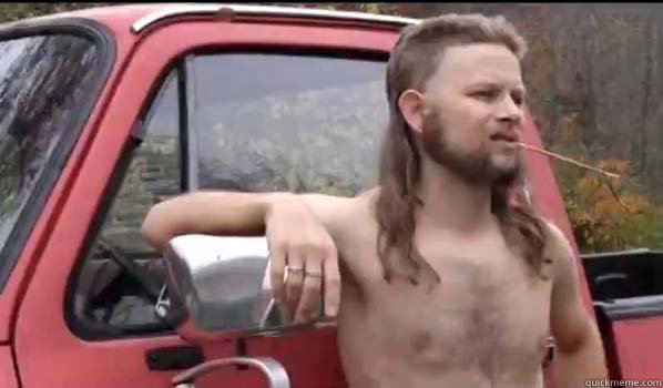 -    Almost Politically Correct Redneck
