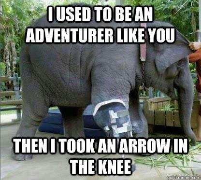 55c86d4b877ec119d5c0be02fe389209b48419f8ebe08f992b25e5a564d02ee4 awesome amputee elephant memes quickmeme,Funny Amputee Memes