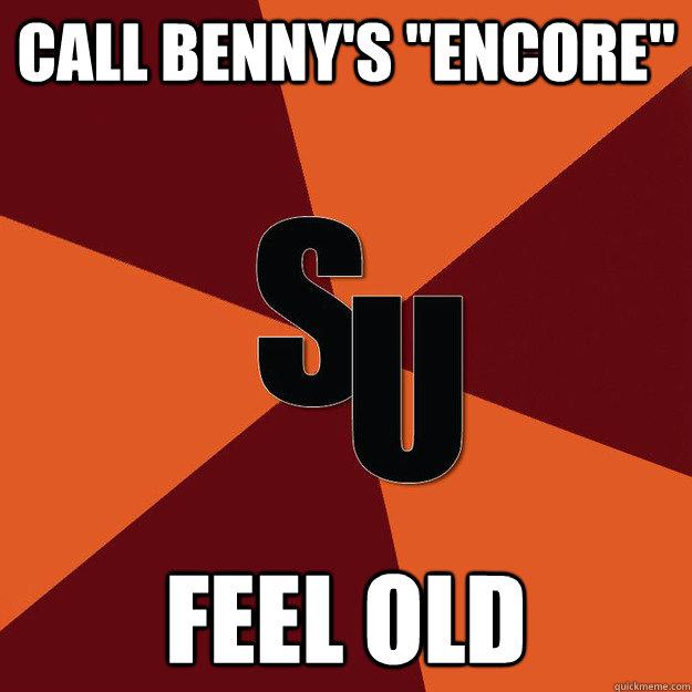 call benny's