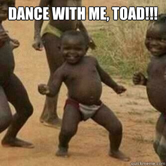 Dance serve me quick