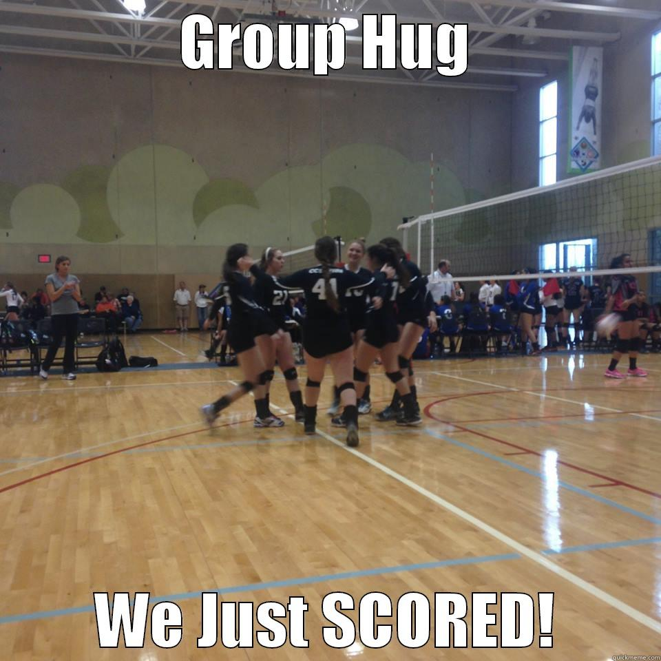 group hug - GROUP HUG WE JUST SCORED! Misc