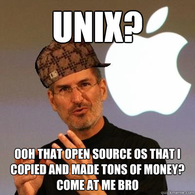 Open Source Memes Ooh That Open Source os That i