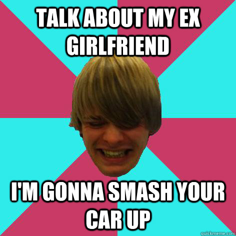 How To Talk To Your Ex Girlfriend