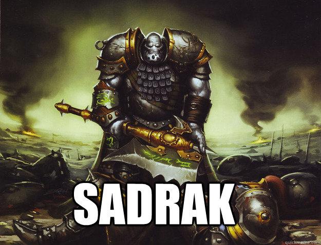 SADRAK - SADRAK  Misc