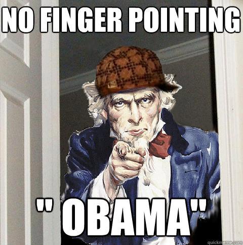 No Finger Pointing Obama Scumbag Uncle Sam Quickmeme