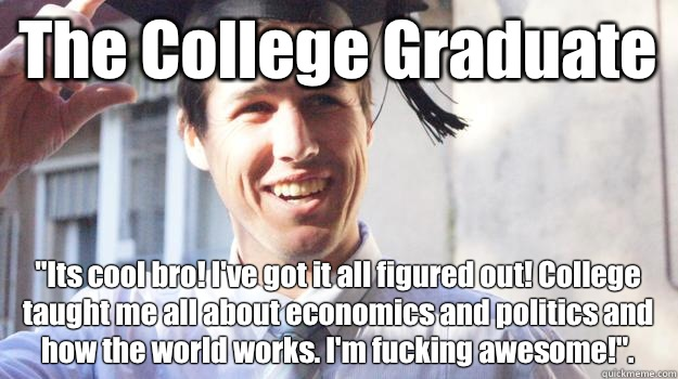 The College Graduate