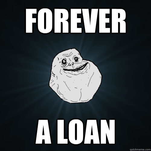 Forever A Loan - Forever A Loan  Forever Alone