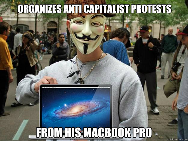 anti capitalist vs pro capitalist