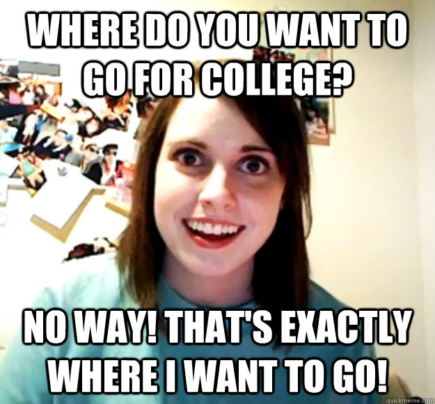 where do i want to go to college Depends on how you define success if you define it has high paying job with title, college usually matters it's sort of like a driver's license for life.