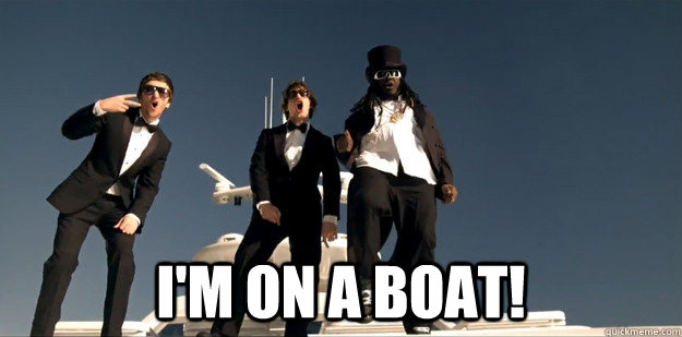 I'm on a Boat! -  I'm on a Boat!  Playing BLOPS 2 online
