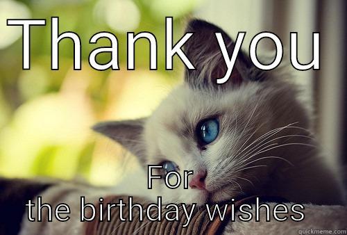 Thank You Everyone X