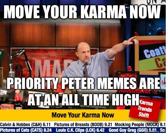 Can Priority peter meme