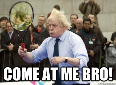 Satirical Brexit Fail Boris Johnson Making Enemies Outside The Eu