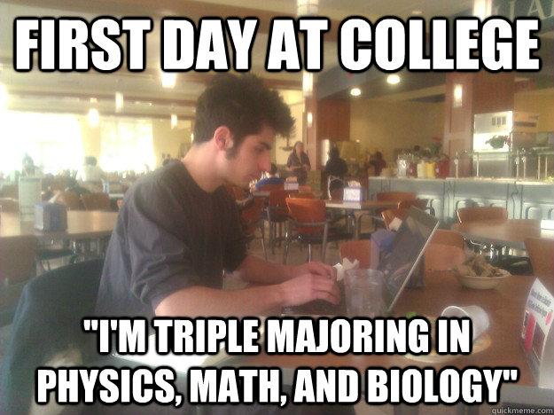 Majoring in Physics?