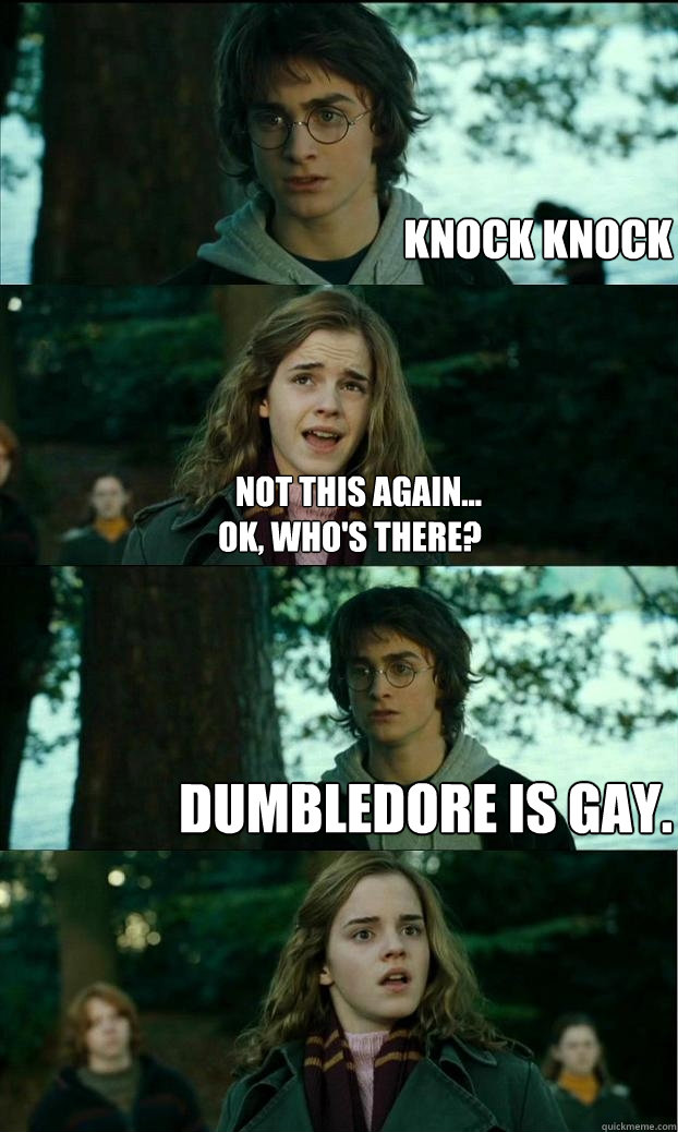 from Ryan dumbledore is gay