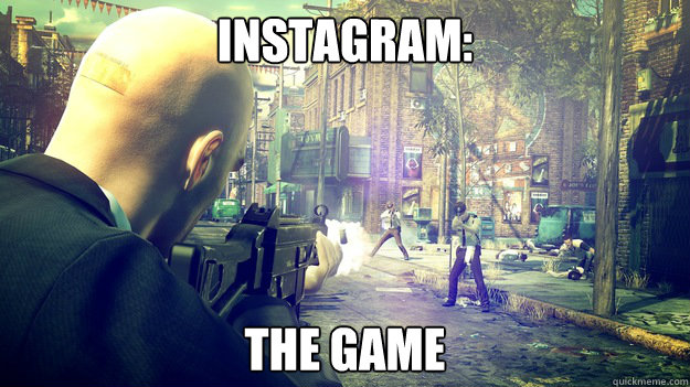 Instagram: The game - Instagram: The game  Misc