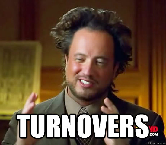 turnovers -  turnovers  Ancient Aliens