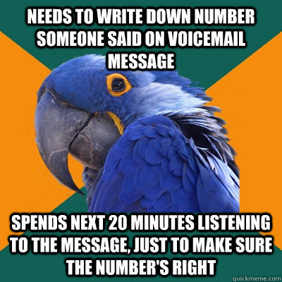 how to send a voicemail to someone