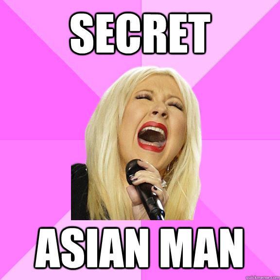 SECRET ASIAN MAN - SECRET ASIAN MAN  Wrong Lyrics Christina