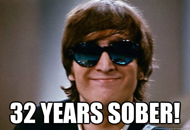 32 years sober! -  32 years sober!  Misc