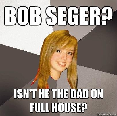 bob seger full house