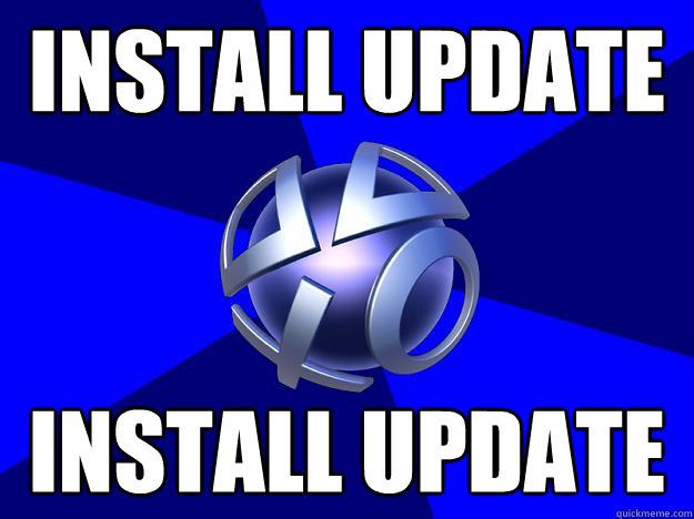 install update install update