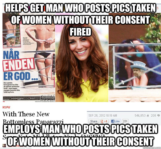 helps get man who posts pics taken of women without their consent fired employs man who posts pics taken of women without their consent - helps get man who posts pics taken of women without their consent fired employs man who posts pics taken of women without their consent  Gawker Logic