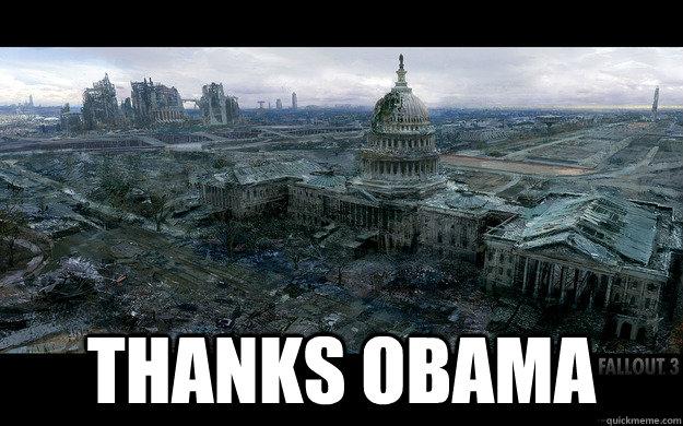 Thanks Obama -  Thanks Obama  Misc