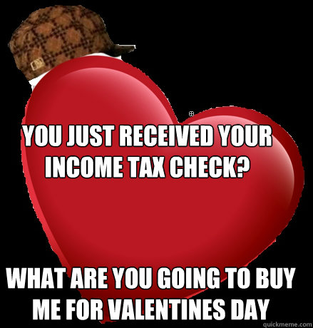 You Just Received Your Income Tax Check What Are You