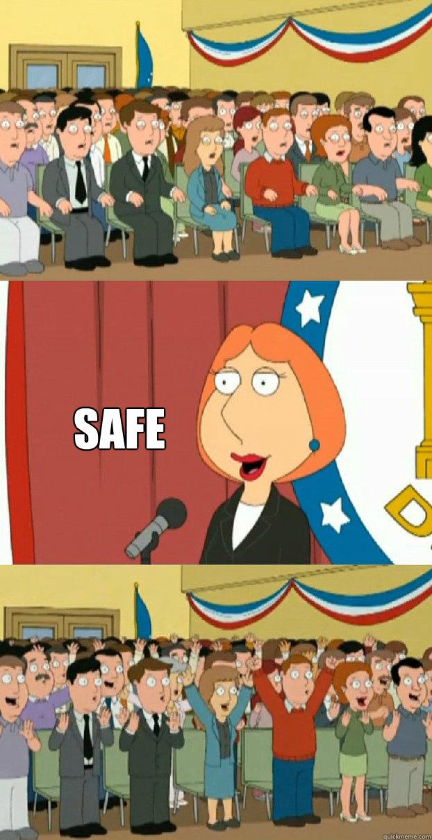 safe - safe  Misc