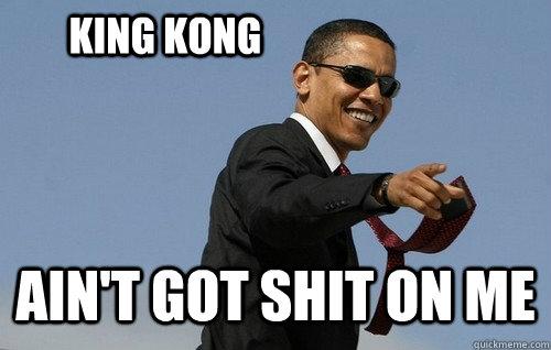 image King kong me defonce